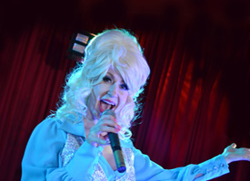 dolly parton tribute act